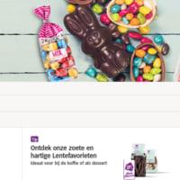 オランダのチョコレート MELK-PUUR WIT