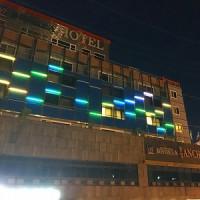 初日のお宿〜ベニキアアンチョビーホテル〜