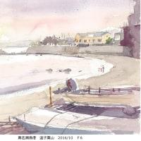 真名瀬漁港 逗子葉山