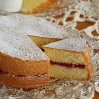 ジャムサンドケーキ