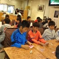 ふれあいカップの試合結果(U-12)浜松遠征