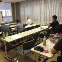 高槻地域夏の勉強会の様子