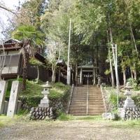能気神社(埼玉県東秩父村安戸)