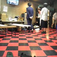 渋谷ライブ〜赤羽「まるます屋」〜輪島ジム