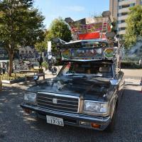 京都市役所に「ジャイアント馬場」現る 京都国際映画祭2016