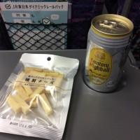 平日ですが、上京中!