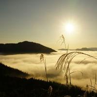 本日は雲海撮影です