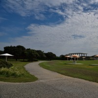 海の中道海浜公園からp2(D810,24-85mm)