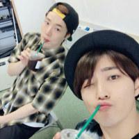 6/27 サンウ&ルイ&ナロ&ソルのTwitter写真&呟きは~