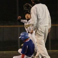 4/26(木) 吉小リーグ 対弥彦ザJさん 7-7 引き分け!