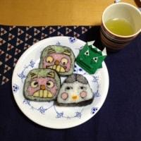飾り巻き寿司(*^^*)