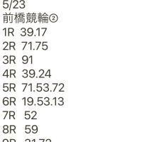 5/23 前橋競輪②
