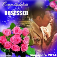 SonSong Seung Heon ~Congratulation !! OBSESSED tour Singapore 2014 Event MVD ^^