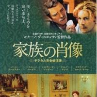 映画「家族の肖像」―深い孤独の中に失われてゆく時と失われてゆく家族―
