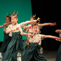 小桃 THE17TH ピンクチャイルド発表会 PINKCHILD DANCE FESTIVAL 第一部