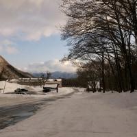 厳しい大山 in 鳥取・大山町