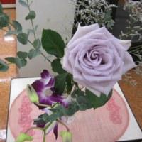 今週のお花バラ