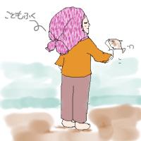 まさかの海沿い