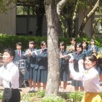 新入生歓迎コンサート(吹奏楽部)