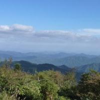羅漢山山頂からの眺望1