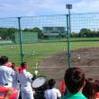 初❗高校野球観戦