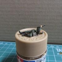 突撃工兵(HB08)の塗装