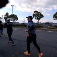 愛媛マラソン!