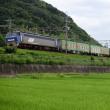 EF200牽引55レ・56レ「福山レールエクスプレス」