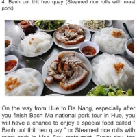 1、「ベトナム旅行記」。今回は「ホイアン」と「ダナン」と「フエ」行き。マレーシア人ローカルとで42人。