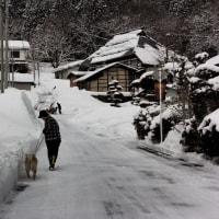雪国の行き止まり