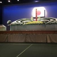 平成28年度津山市戦没者追悼式