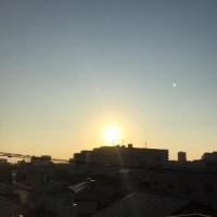 青空が綺麗な秋晴れですね(^o^)(^o^)