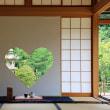 正壽院、ハートの窓と風鈴のお寺です。