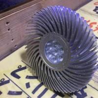 中古 volxjapan スポットLEDライト Coral Blue