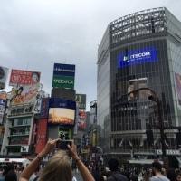 体育の日の渋谷 ~ 「 TOKYOどこでも競技場 @ 渋谷 」