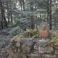 石仏東013  清水山 付近  京都一周トレイル 18-2 と 19の間