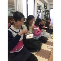 「初めて茶道講習会」をやりました❣️