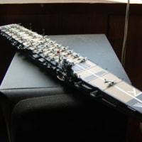 艦船模型の空母