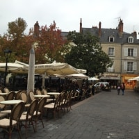 Mamie のフランス留学日記 Place Plumereau