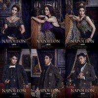 ミュージカル'나폴레옹(ナポレオン)' 主要キャラクターポスター