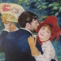 フランス近代絵画の巨匠「ルノワール展」へ