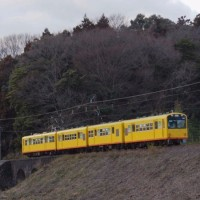 竜ケ岳と三岐鉄道