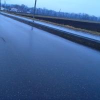 降雪の天気予報が降雨でした