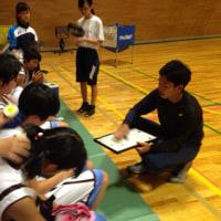 女子バスケ部 選手権県大会 3