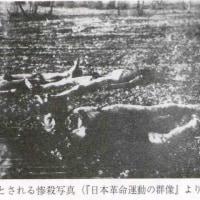 治安維持という名のテロ/平澤計七・川合義虎たち虐殺/関東大震災