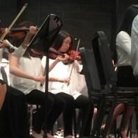 オーケストラ:Pre-MPA コンサート
