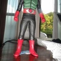 次の仮装制作は、仮面ライダー1号