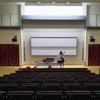 新校舎で新楽器