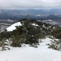 堅雪の中丸山を快適に。