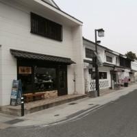 松本城下を散策